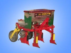 Strengthen the corn planter
